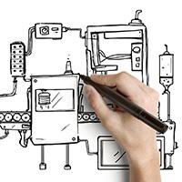 Krouzer IP Patents menu image